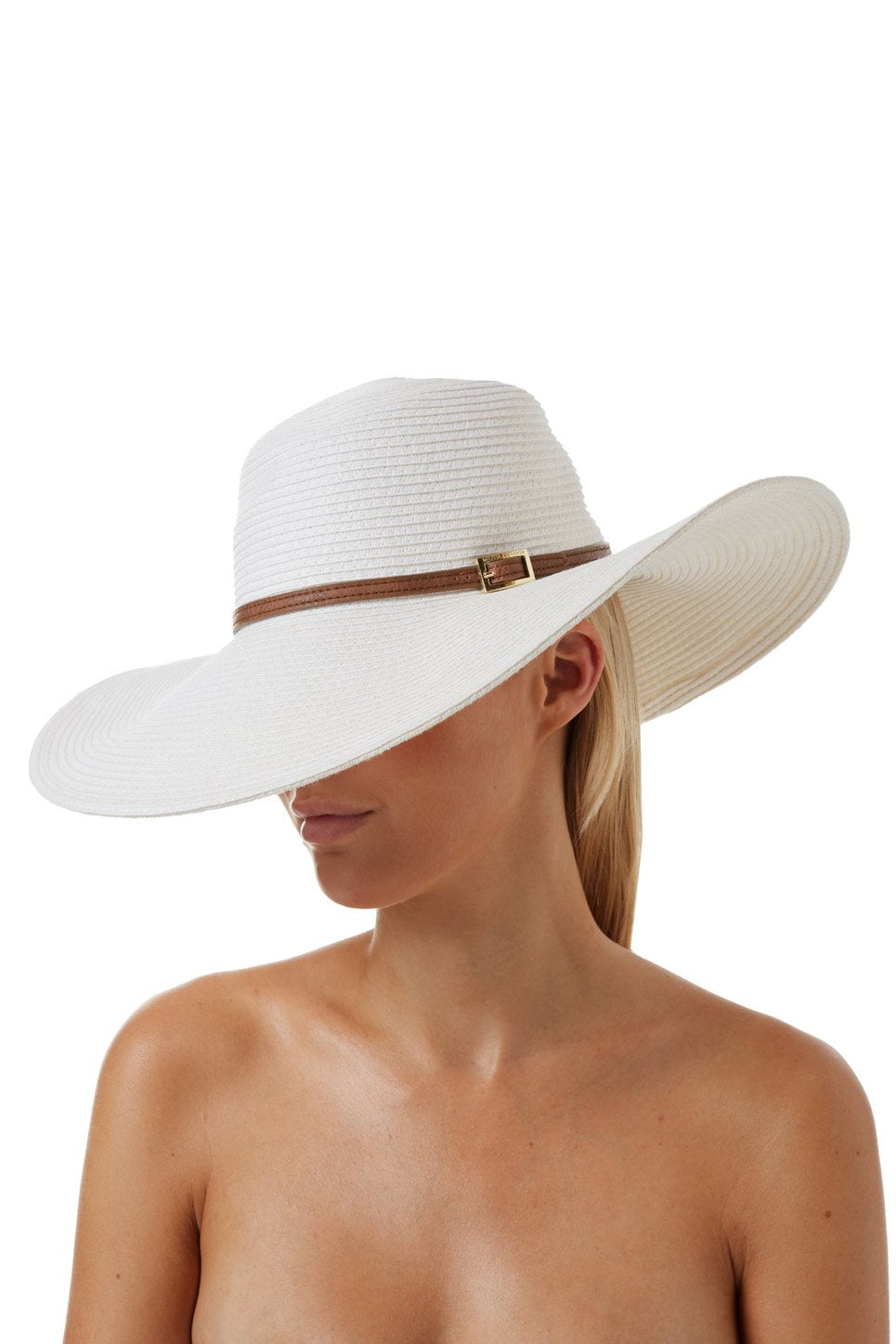 Jemima White Hat