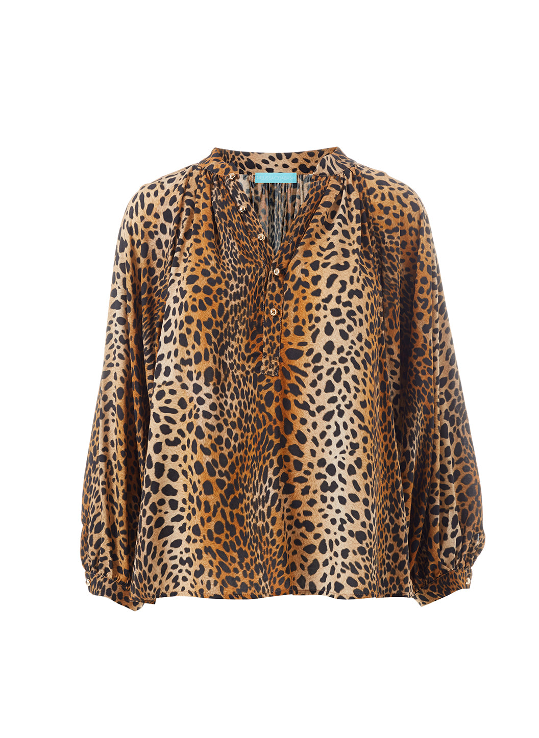 Lauri Cheetah Print Shirt