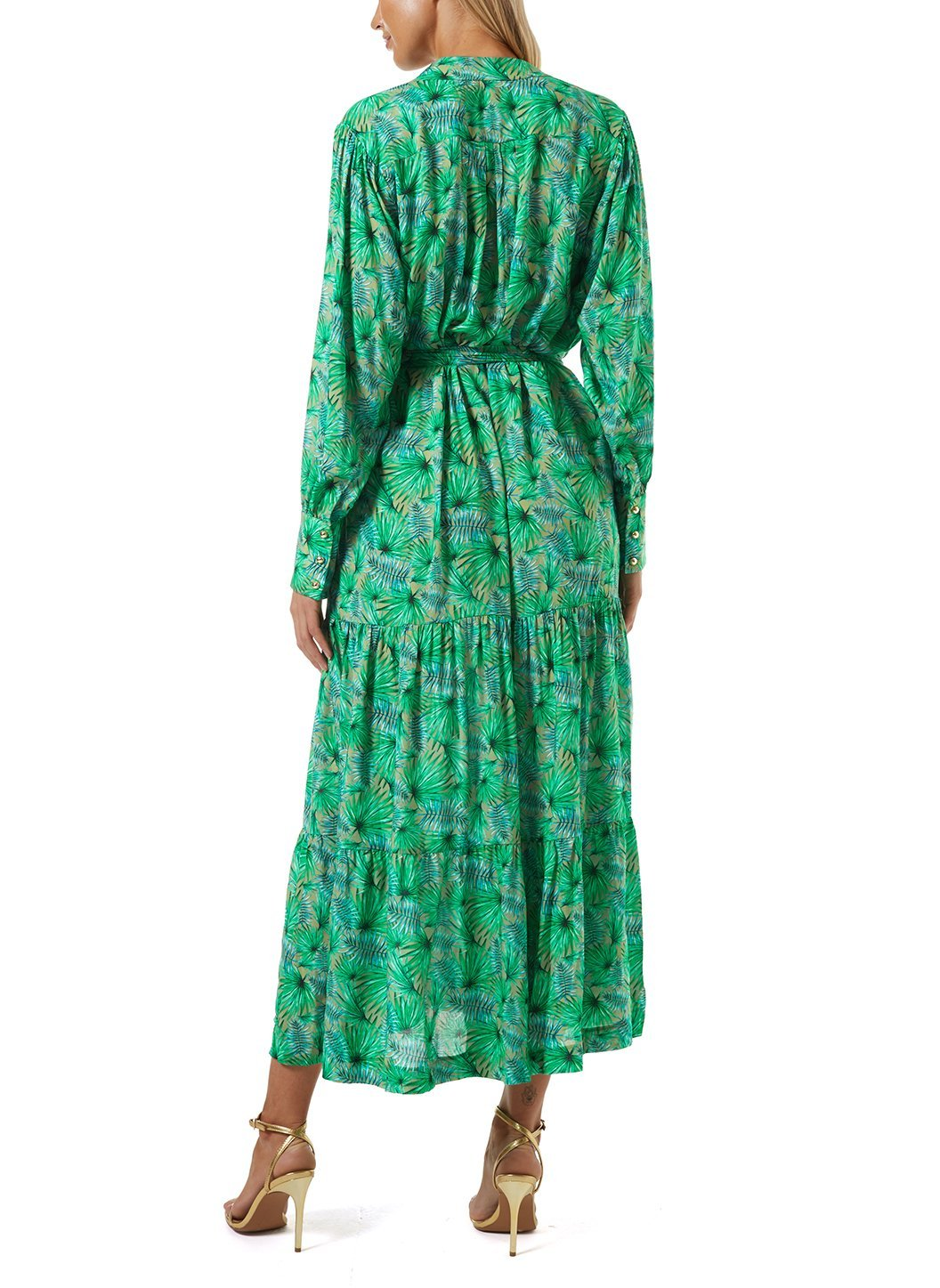 Lorikeet Fern Dress B