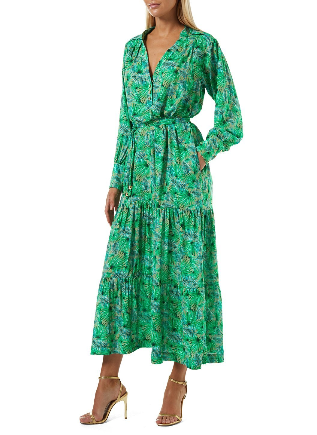Lorikeet Fern Dress F