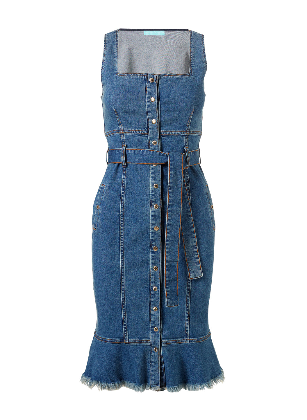 Ruby Denim Dress