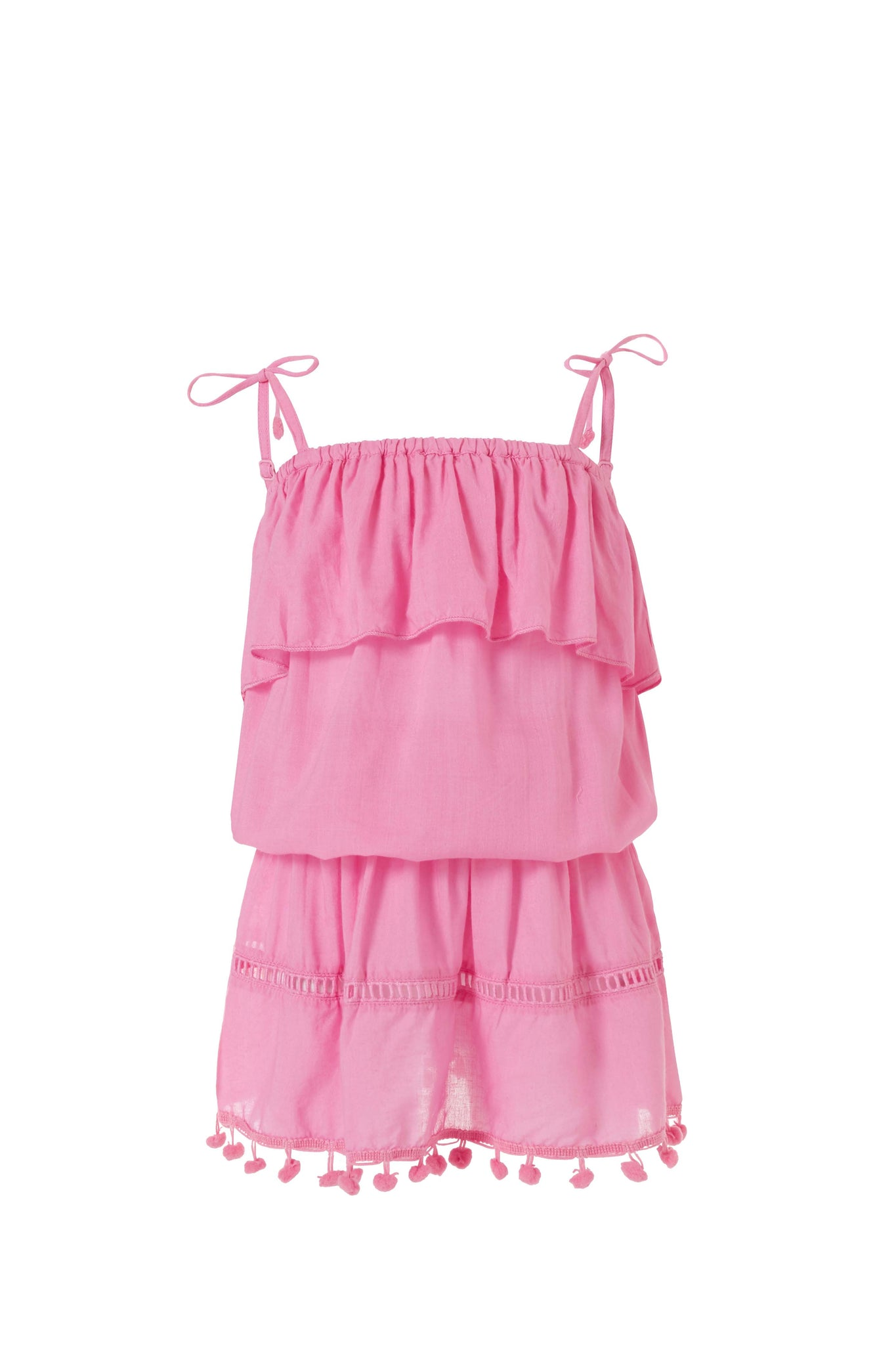 Baby Joy Rose Beach Dress