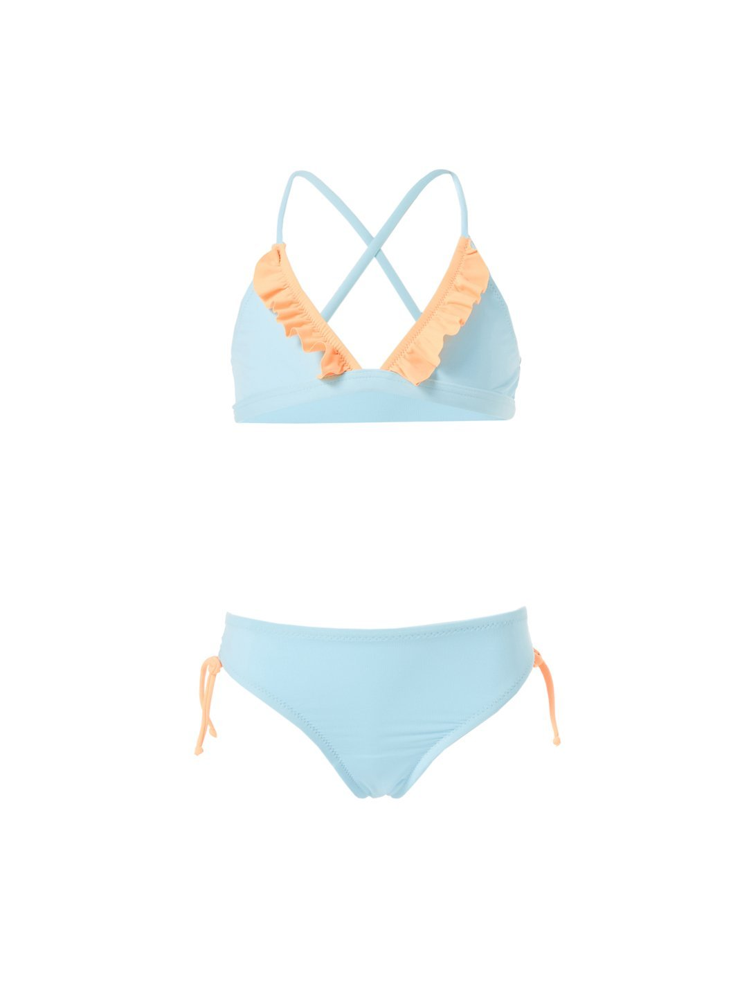 baby new york sky mango triangle bikini 2019