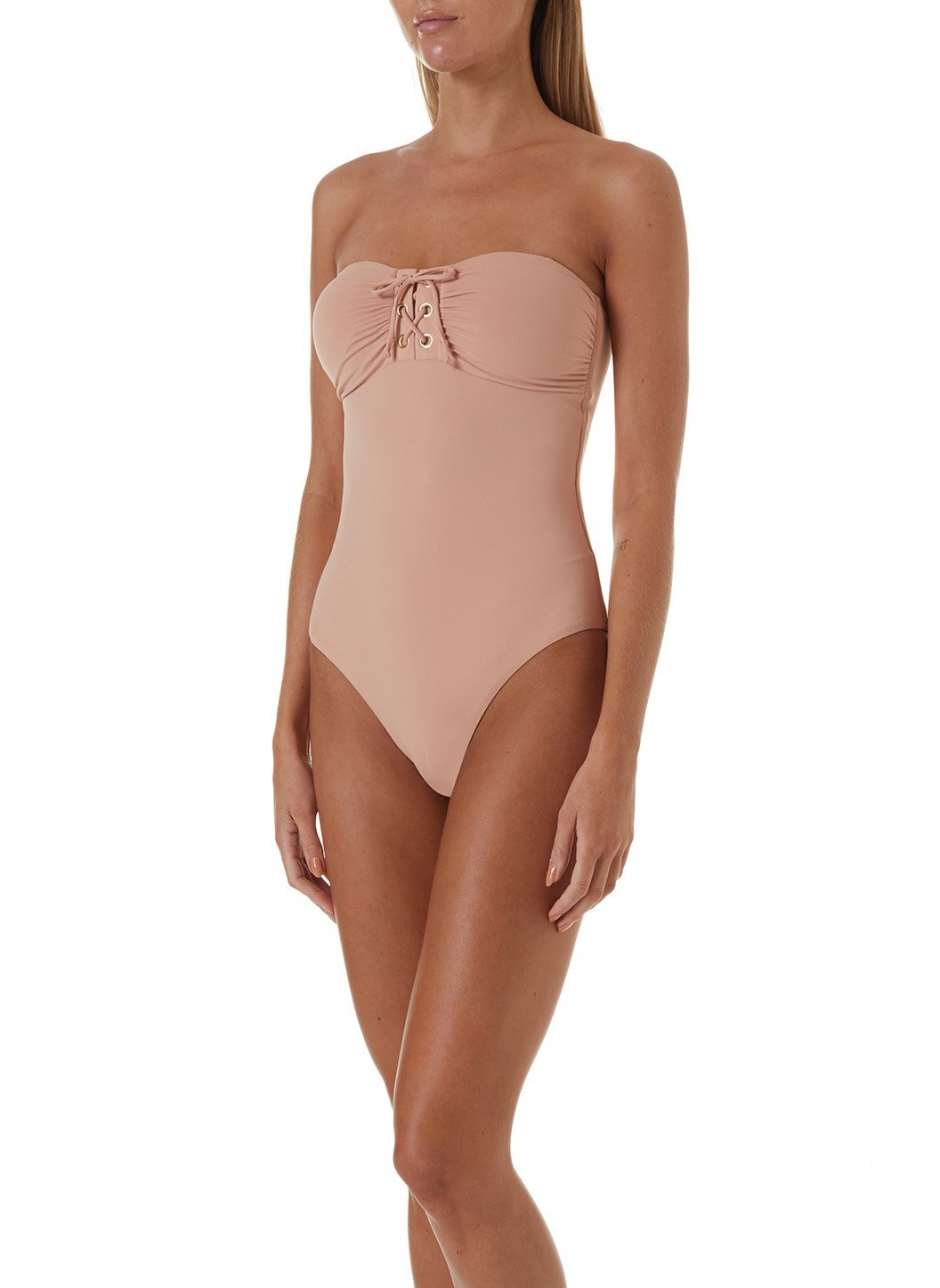 beijing tan swimsuit