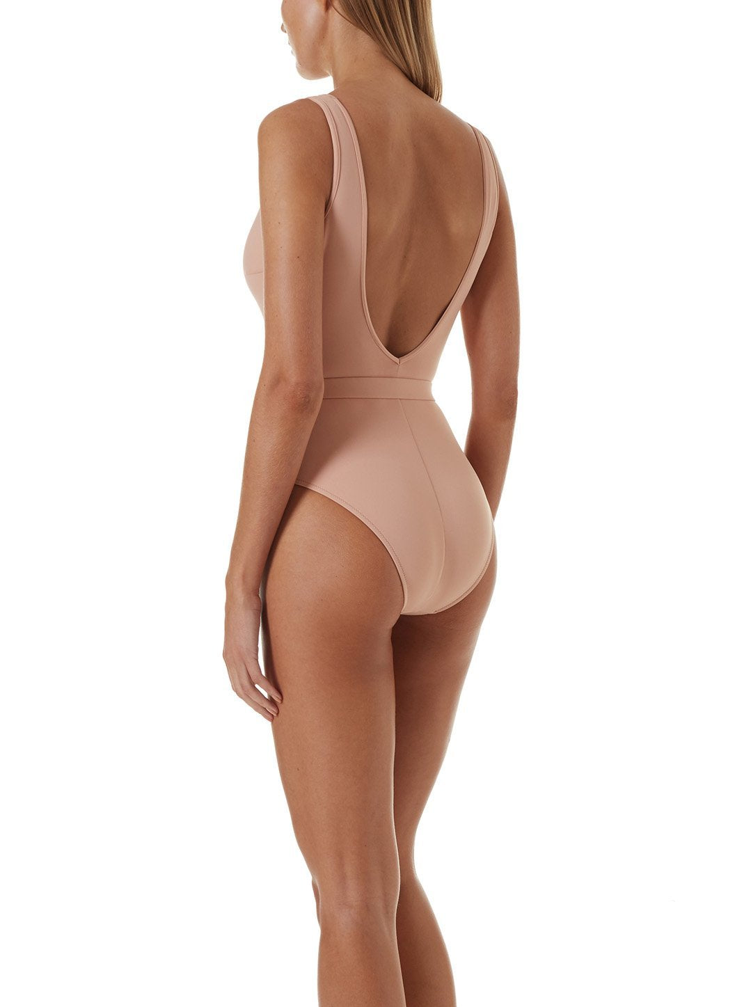 belize tan swimsuit