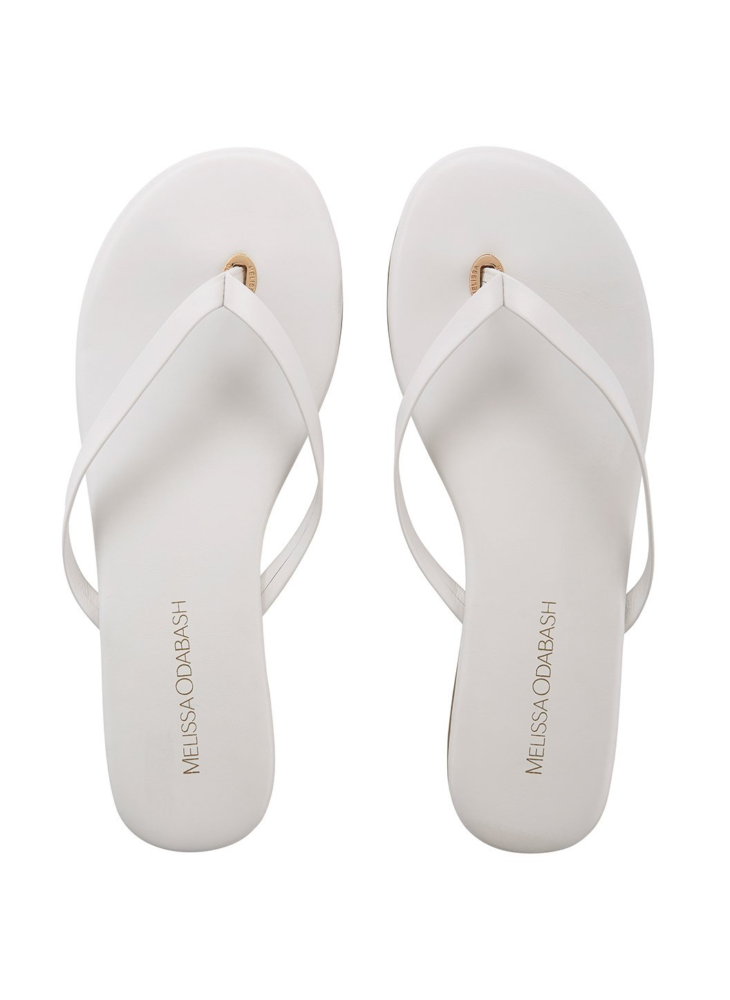 flip flop leather white 2019