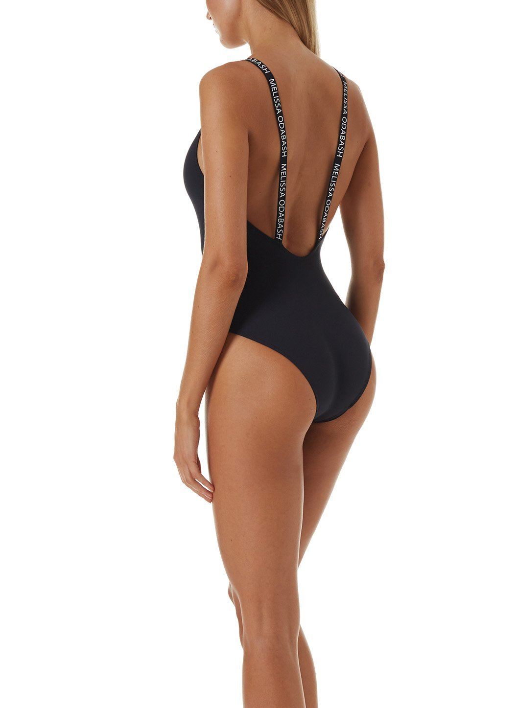 italy black swimsuit