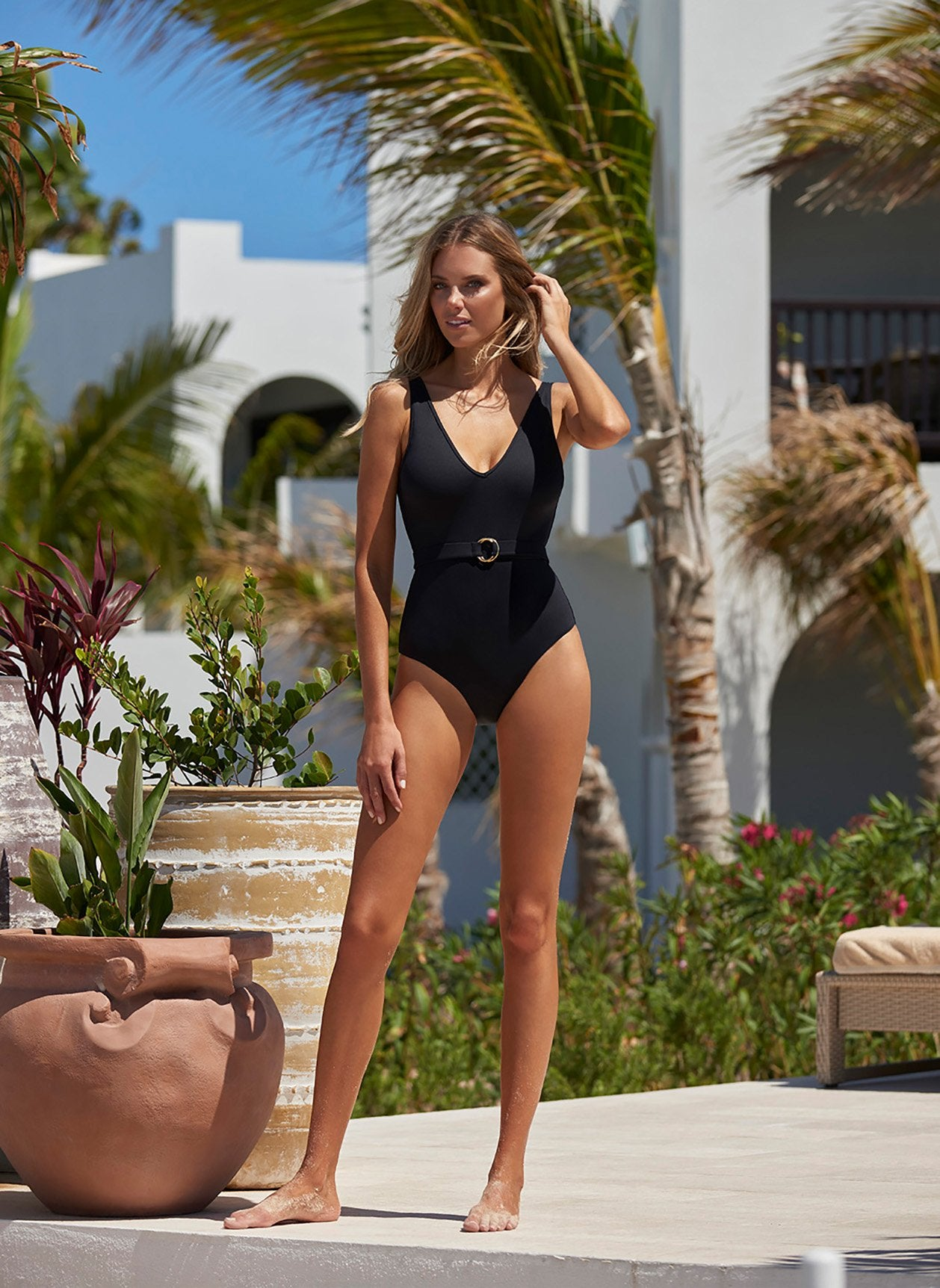Belize Black Swimsuit