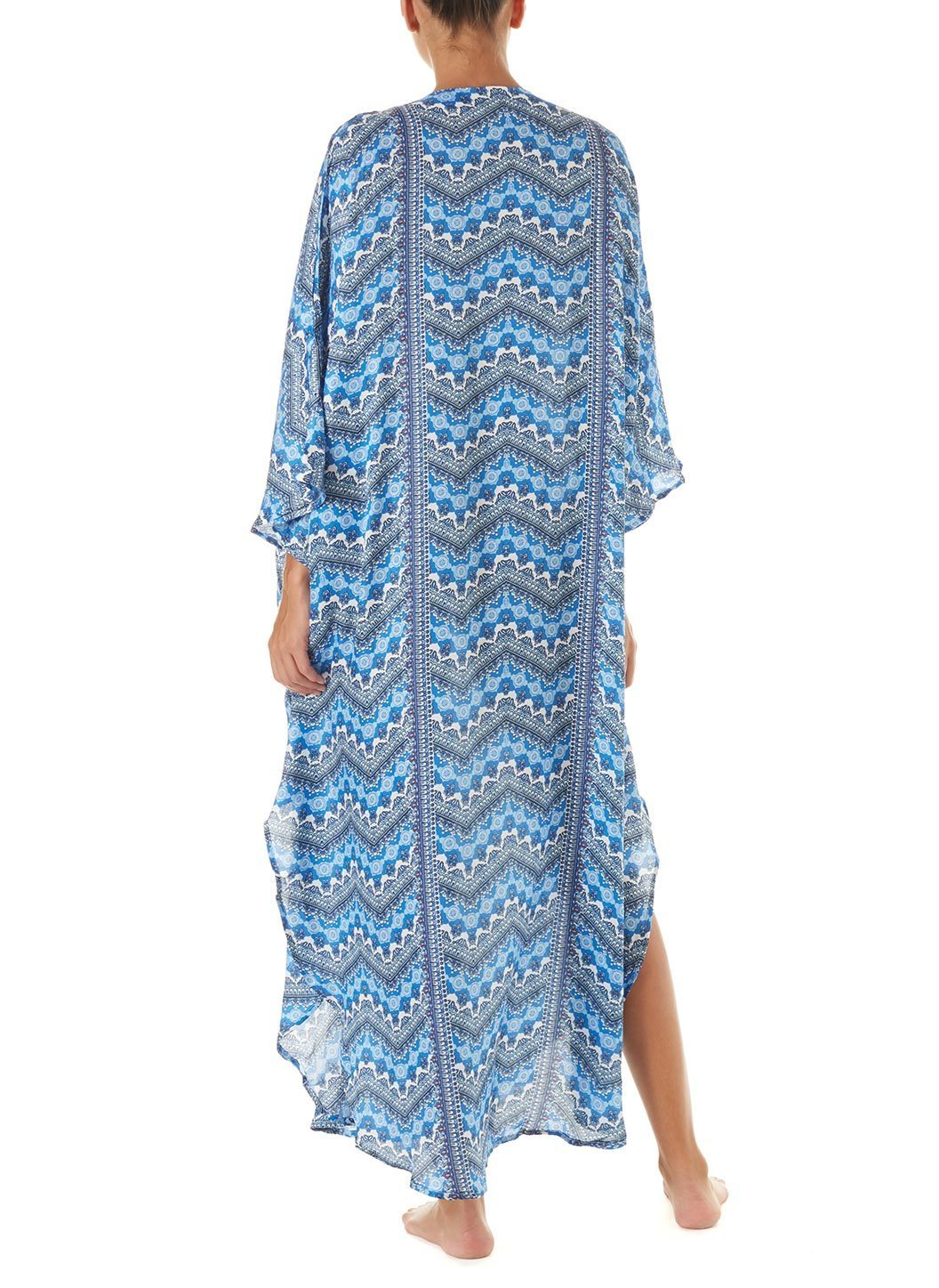 lola seabreeze laceup maxi dress 2019 B