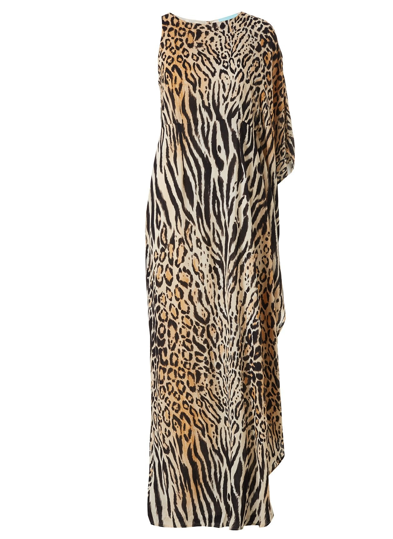 Pamela Cheetah Long Dress