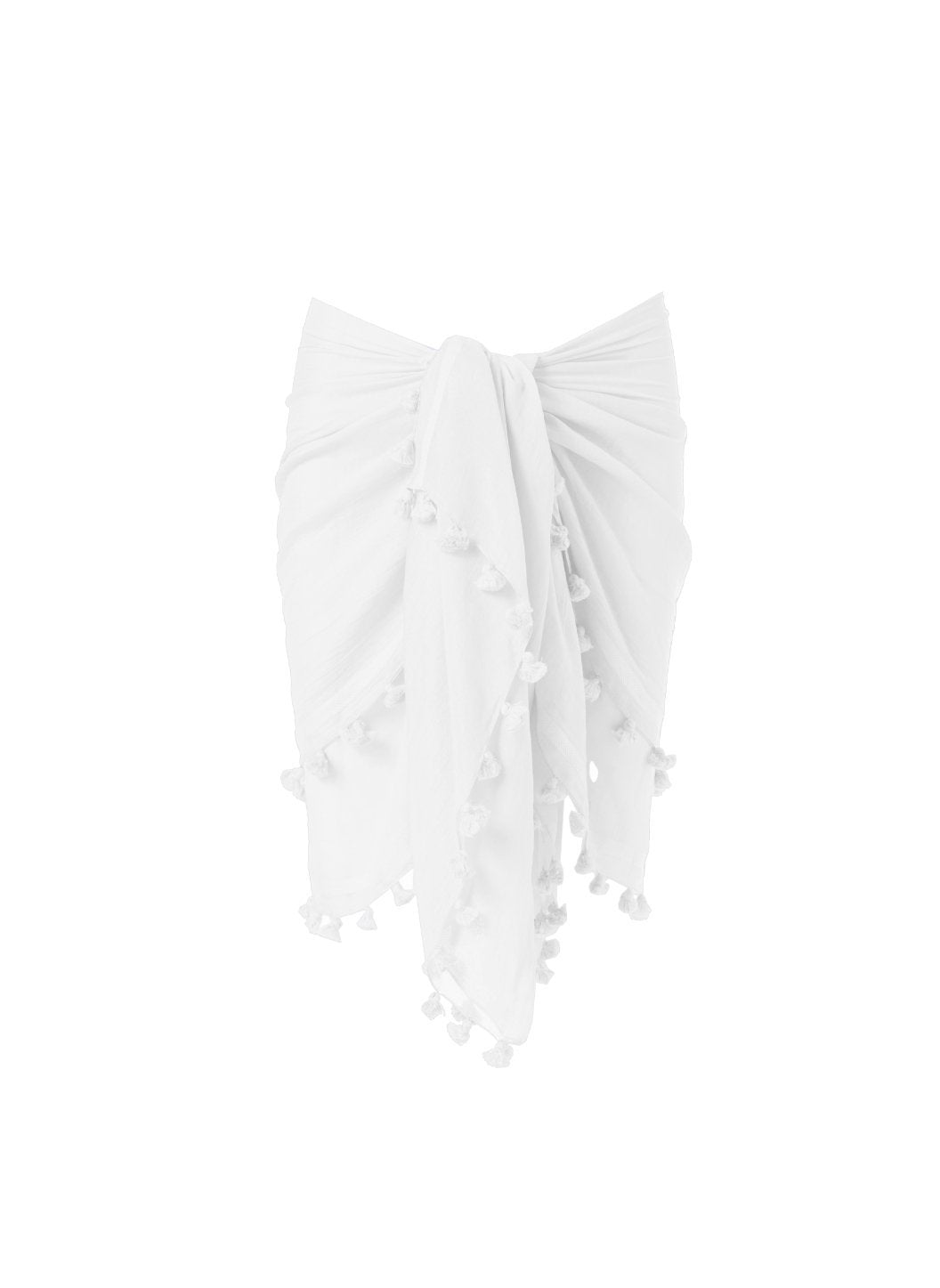 pareo white multiway coverup 2019 2