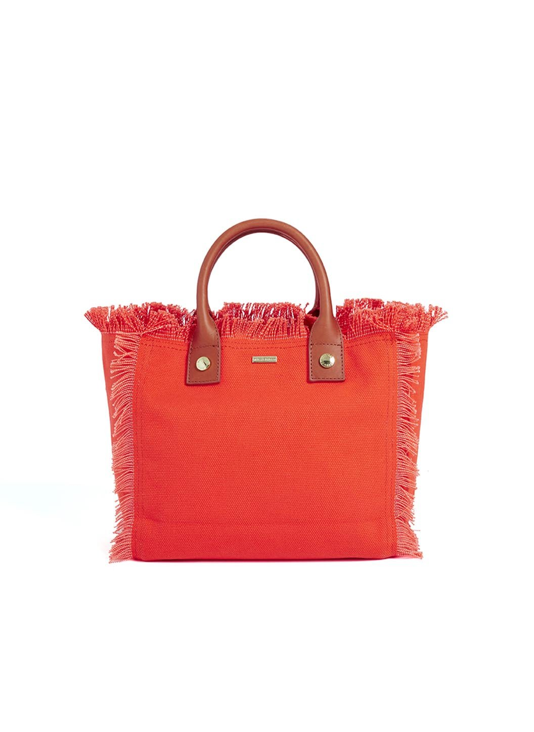 Porto Cervo Orange Tote