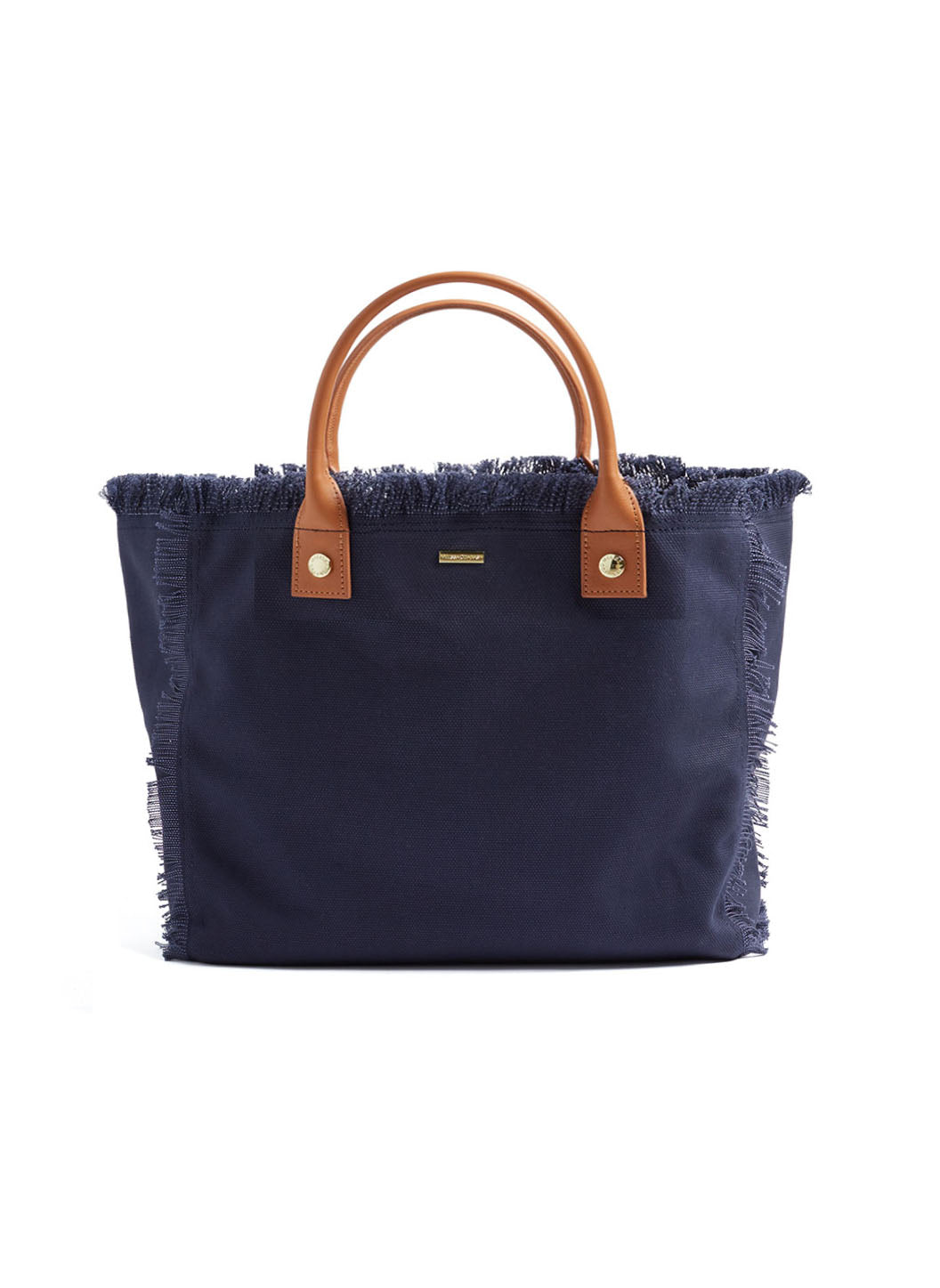 Porto Cervo Navy Gold/White