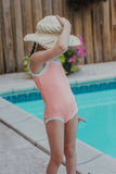Ribbed Swim Fabric (see listing for all color options)