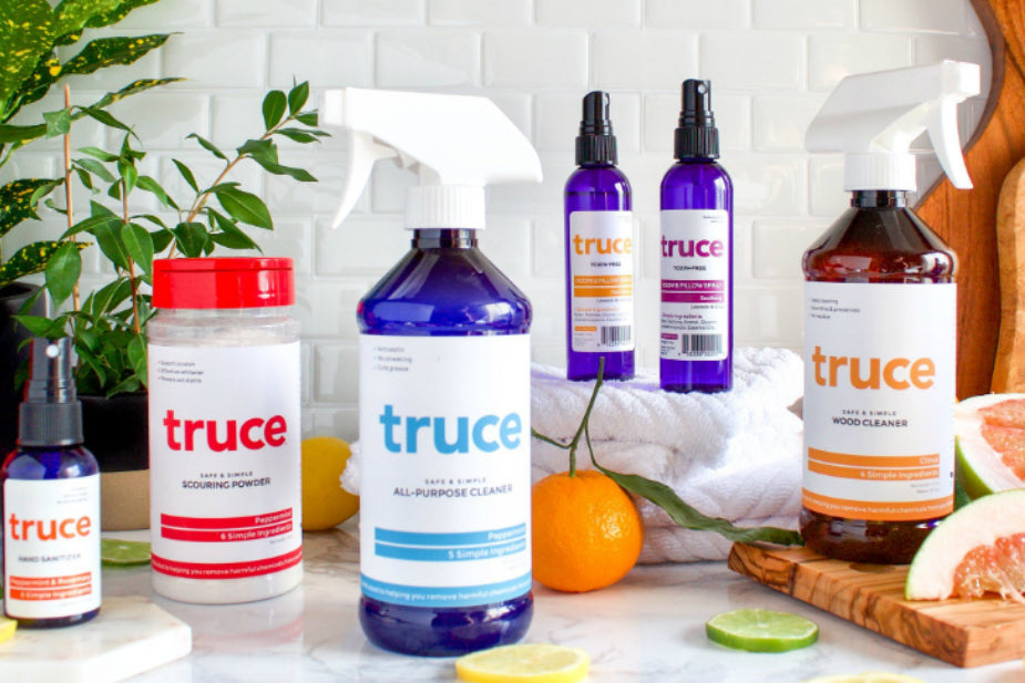 all truce clean products