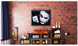 Joker Picture On Wall Acrylic Canvas For Unique Gift Home Decor - Best Room Tapestry