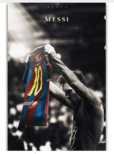 Lionel Messi Football Super Player Wall Art Decor - Best Room Tapestry