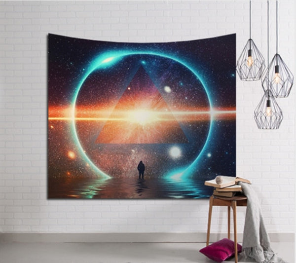 Infinity Space Tapestry - Best Room Tapestry