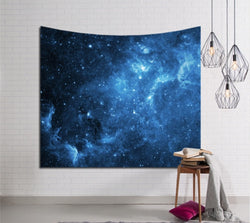 Quiet Galaxy Tapestry