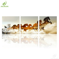 Horse Art Canvas Painting For Living Kitchen And Room Decor - Best Room Tapestry