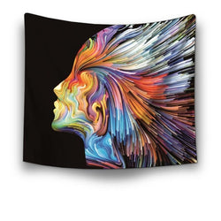 Revolution Fly Abstract Tapestry - Best Room Tapestry