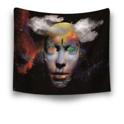 Karuna Ark Abstract Tapestry - Best Room Tapestry
