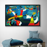 Abstract Oil Painting Wall Art Home Decoration Canvas For Living Room