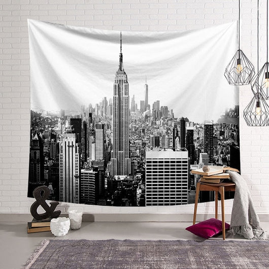 Metro City Faction Tapestry - Best Room Tapestry