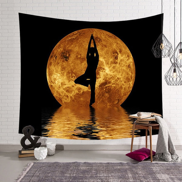 Refined Pursuit Tapestry - Best Room Tapestry