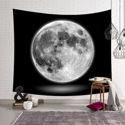 Victor Moon Tapestry - Best Room Tapestry