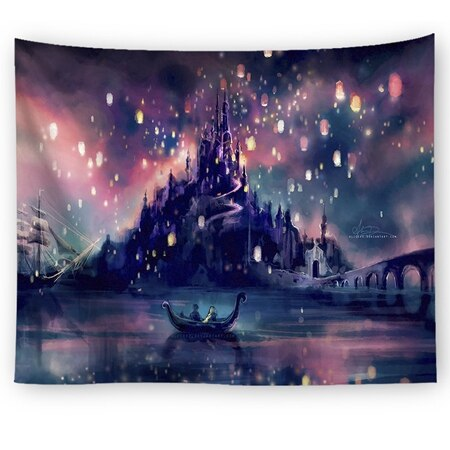 Magic World Tapestry - Best Room Tapestry