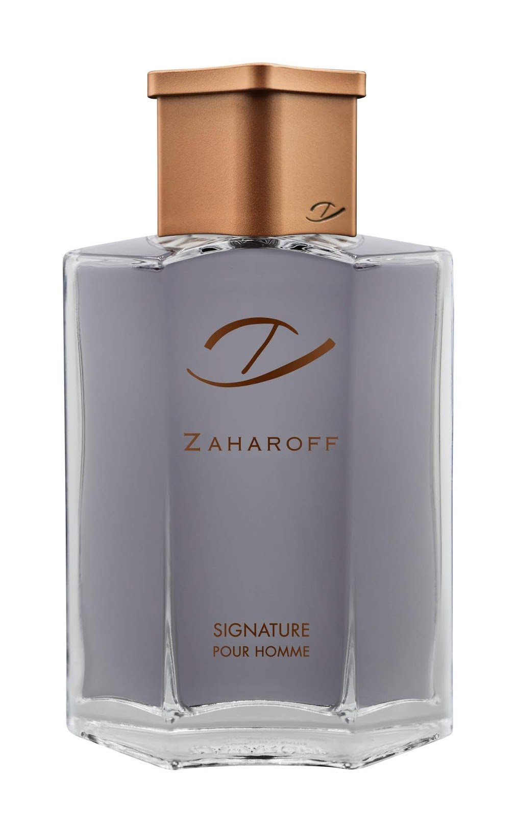 Zaharoff Signature Pour Homme EDP 2oz +Shave Soap +After Shave Lotion SET