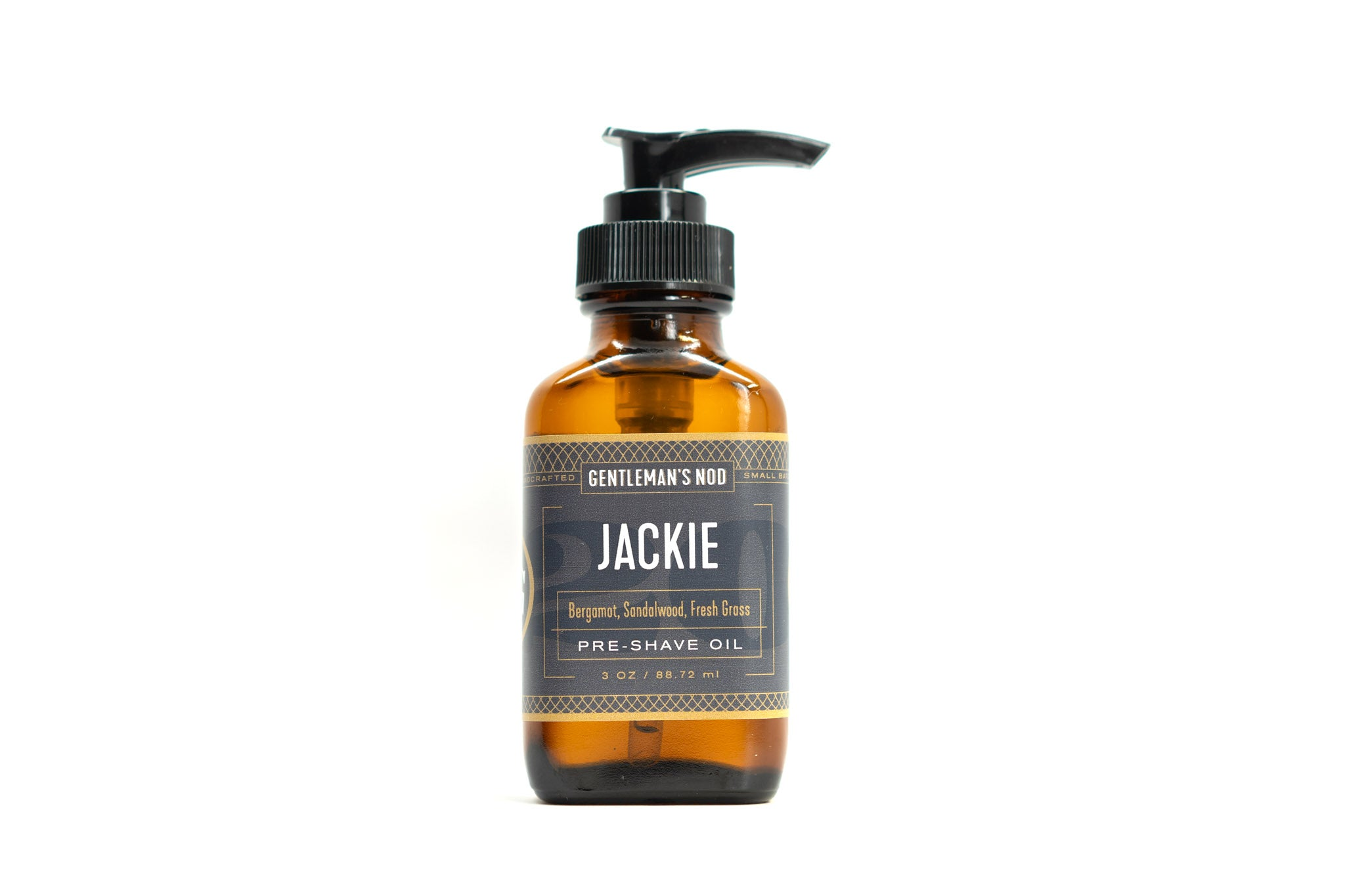 Jackie Pre-Shave Oil