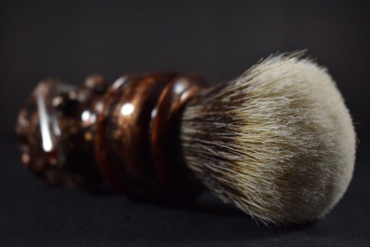 Zaharoff + Turn -N-Shave - 28mm Ftip V4 Brush