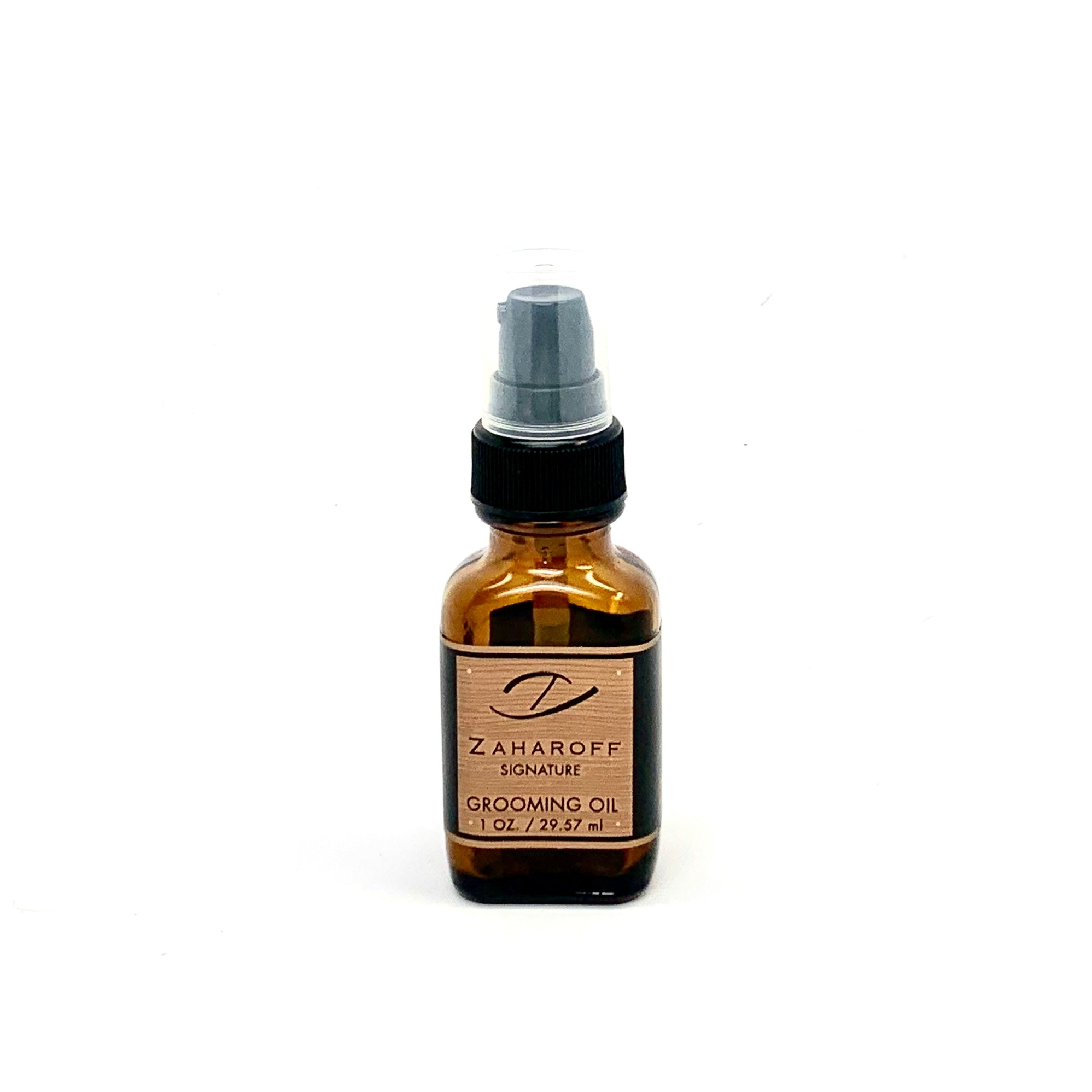 Zaharoff Signature Grooming Oil