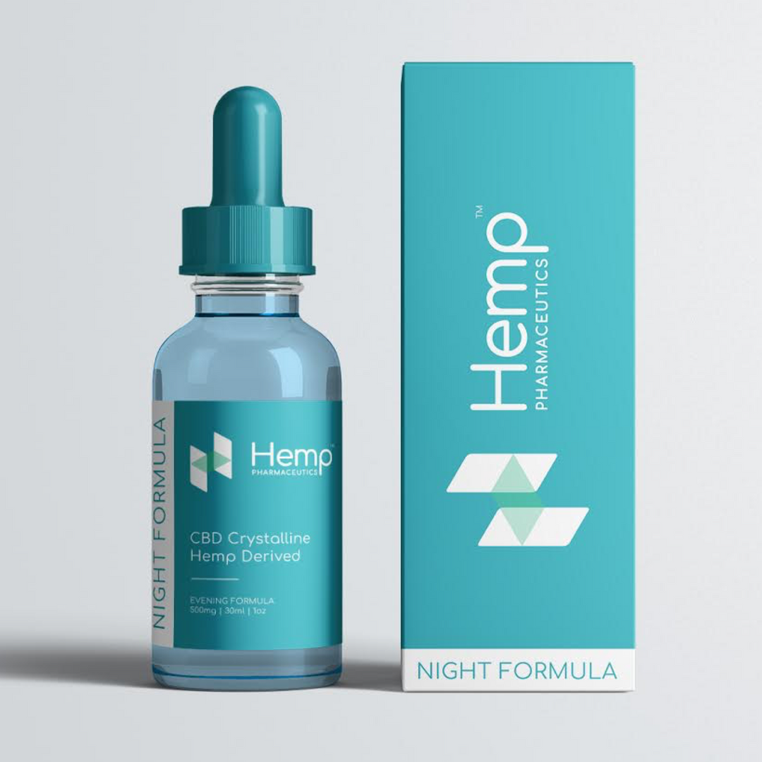 HempPharmaceutics™ CBD Oil Night Formula