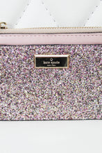 Load image into Gallery viewer, Kate Spade Pink Sparkle Card Holder