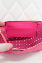 Load image into Gallery viewer, Michael Kors Neon Pink Wristlet