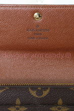 Load image into Gallery viewer, Louis Vuitton Monogram Sarah Wallet