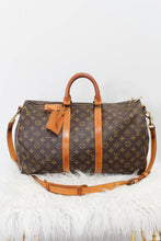 Load image into Gallery viewer, Louis Vuitton Monogram Keepall 45 Bandouliere