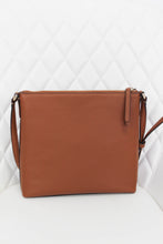 Load image into Gallery viewer, Kate Spade Pebble Leather Tan Double Zip Crossbody