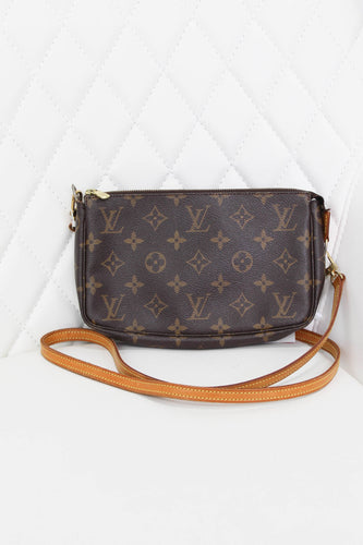 Louis Vuitton Monogram Pochette Crossbody