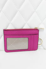 Load image into Gallery viewer, Michael Kors Key Pouch Fuchsia