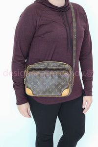Louis Vuitton Monogram Nil Crossbody