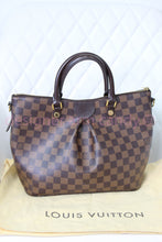 Load image into Gallery viewer, Louis Vuitton Damier Ebene Siena MM