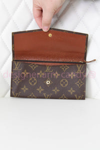 Louis Vuitton Vintage Sarah Wallet