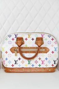 Louis Vuitton Multicolor Alma MM
