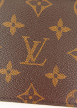 Load image into Gallery viewer, Louis Vuitton Monogram Felicie Zipper Insert