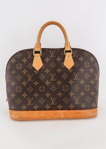 Louis Vuitton Monogram Alma
