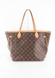 Louis Vuitton Monogram Neverfull MM Pink